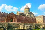 Фотография Светицховели Крепость - Обзорная Автобусная Экскурсия Тбилиси - Мцхета - Джвари с туристической компанией Hop On Hop Off Tbilisi