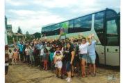 Фотография Как мы только поместились? - Обзорная Автобусная Экскурсия Тбилиси - Мцхета - Джвари с туристической компанией Hop On Hop Off Tbilisi