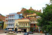 Фотография Крепость Нарикала - Обзорная Автобусная Экскурсия Тбилиси - Мцхета - Джвари с туристической компанией Hop On Hop Off Tbilisi