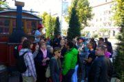 Фотография Конка на улице Бараташвили - Обзорная Автобусная Экскурсия Тбилиси - Мцхета - Джвари с туристической компанией Hop On Hop Off Tbilisi