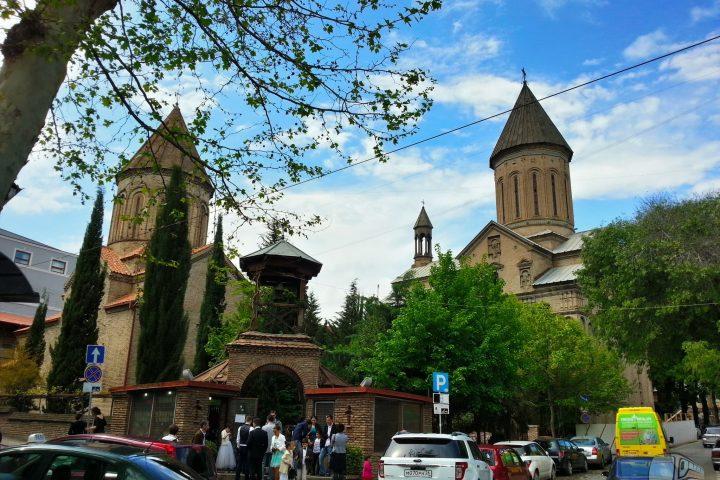 Фотография Церкви на улице Леселидзе - Обзорная Автобусная Экскурсия Тбилиси - Мцхета - Джвари с туристической компанией Hop On Hop Off Tbilisi