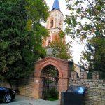 Фотография Монастырь Бодбе Ворота и Колокольня во время Тура из Тбилиси в Кахетию Бодбе Сигнахи Цинандали Телави с компанией Hop on Hop off Tbilisi