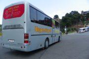 Фотография Автобус Hop On Hop Off на Площади Европы - Обзорная Автобусная Экскурсия Тбилиси - Мцхета - Джвари