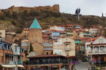 Старый Город Тбилиси Район Кала